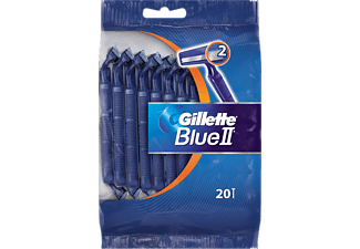 GILLETTE Blue II Plus Rakhyvlar 20-pack Rakhyvel