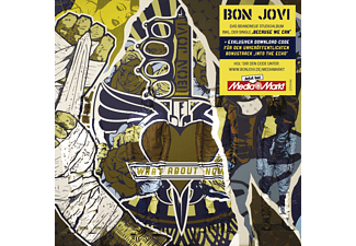 Bon Jovi - WHAT ABOUT NOW (MEDIA MARKT EXCLUSIV) [CD]