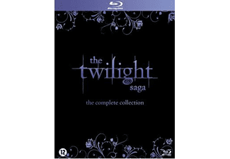 The Twilight Saga - The Complete Collection | Blu-ray