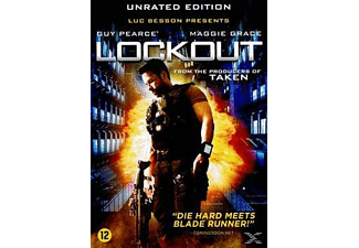 LOCK OUT | DVD