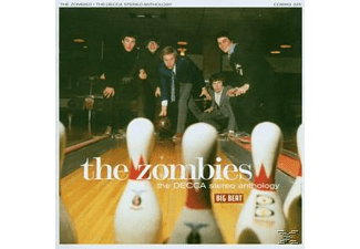 The Zombies - Decca Stereo Anthology [CD]