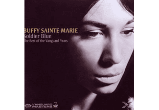 Buffy Marie - Soldier Blue- Best Of The Vanguard Years [CD]