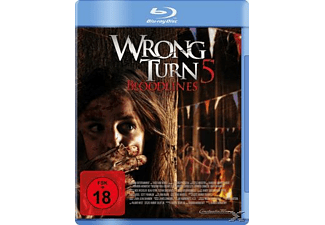 Wrong Turn 5 – Bloodlines Horror Blu-ray