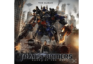 Various;Ost/Various - Transformers-Dark Of The Moon [CD]