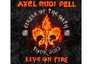Axel Rudi Pell - Live On Fire [CD]
