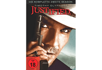 Justified - Staffel 2 [DVD]