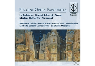 VARIOUS - Puccini Opera Favourites - (CD)
