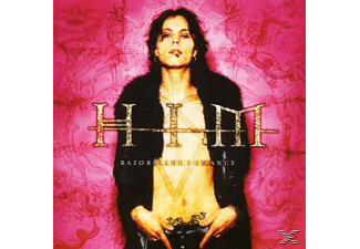 HIM - RAZORBLADE ROMANCE - (CD)