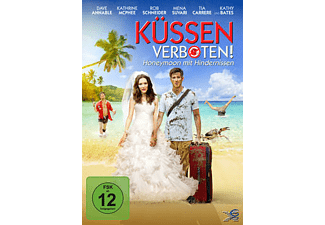 Küssen verboten - Honeymoon mit Hindernissen - (DVD)