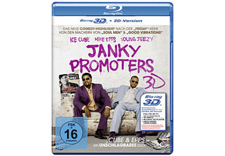 JANKY PROMOTERS [3D Blu-ray]