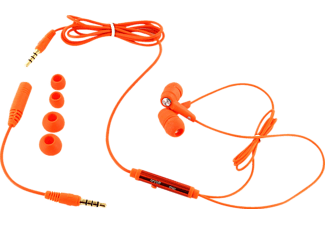 ISY IIE 1100 In Ear GSM Headset orange