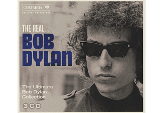 Bob Dylan - The Real Bob Dylan - (CD)