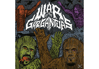 Philip H. Anselmo, Warbeast - War Of Gargantuas [Maxi Single CD]