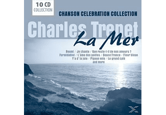 Charles Trenet - Charles Trenet-La Mer (Chanson Celebration Collection) (10 Cd Box) [CD]