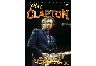 Play Clapton - Learn To Play The Clapton Way - (DVD)