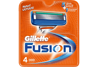 GILLETTE Fusion Men's rakblad, 4-pack
