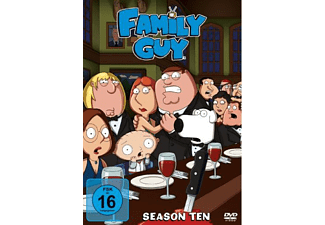 Family Guy - Staffel 10 Animation/Zeichentrick DVD