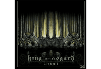 King Of Asgard - ...To North [Vinyl]