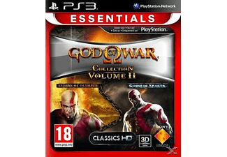 God Of War: Collection Volume 2 (Essentials) PS3