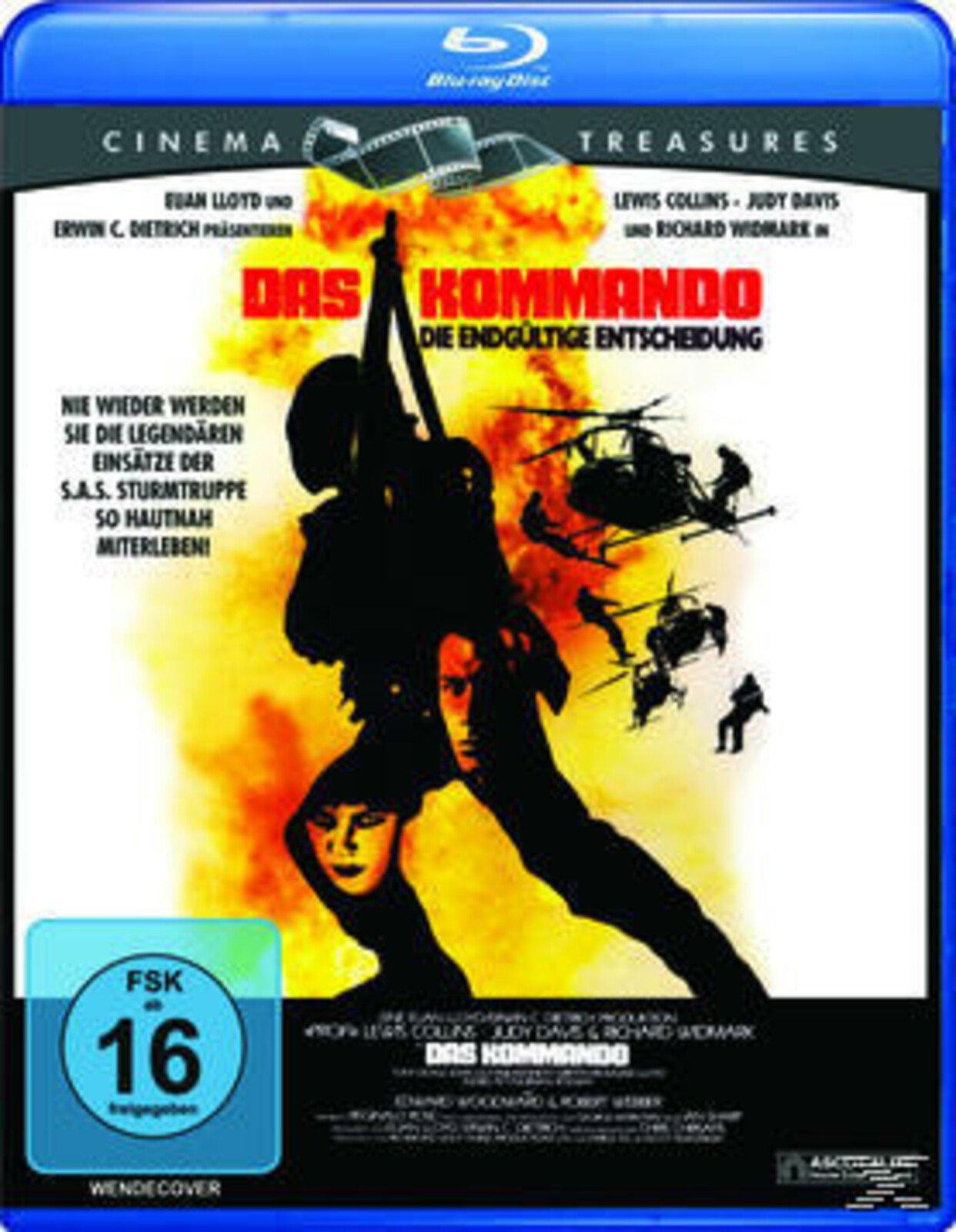 Das Kommando - (Blu-ray)