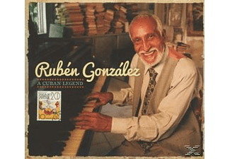 Rubén González - A Cuban Legend - Essential Collection [CD]