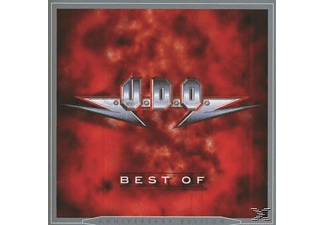 U.D.O. - Best Of (Re-Release) (Anniversary Edition) [CD]