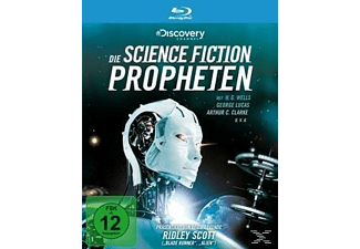 Die Science Fiction Propheten [Blu-ray]
