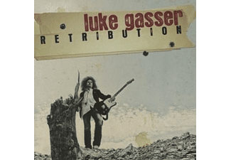 Luke Gasser - Retribution [CD]