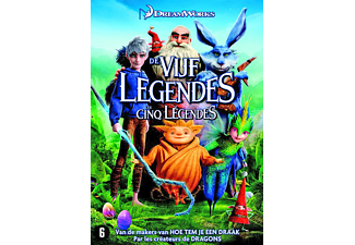 VIJF LEGENDES DE | DVD