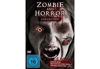 Zombie And Horror Collection-English Originals - (DVD)