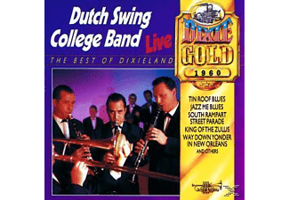 Dutch Swing College, Dutch Swing College Band - LIVE IN 1960 [CD]