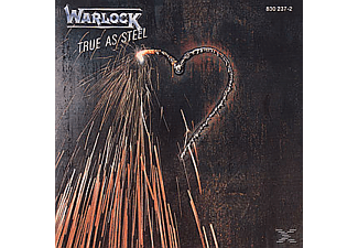 Warlock - True As Steel - (CD)