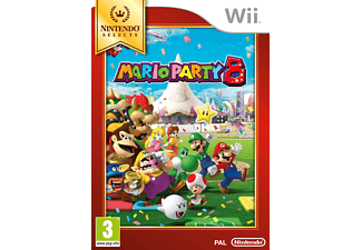 Mario Party 8 (Nintendo Selects) für Nintendo Wii