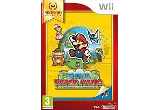Game, Wii, Super Paper Mario (Select)
