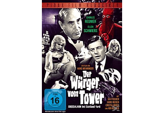 DER WÜRGER VOM TOWER (GROSSALARM BEI SCOTLAND) [DVD]