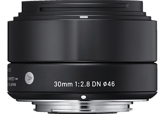 SIGMA 30mm F2,8 DN   Micro Four Thirds Festbrennweite für Micro-Four-Thirds  - 30 mm , f/2.8