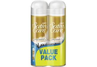 GILLETTE Venus SatinCare with a touch of Olay Rakgel, 2-pack