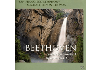 San Fransisco SO - Beethoven Sinf.7/Leonore Ouvertüre - (SACD Hybrid)