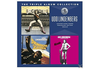 Udo Lindenberg - The Triple Album Collection - (CD)