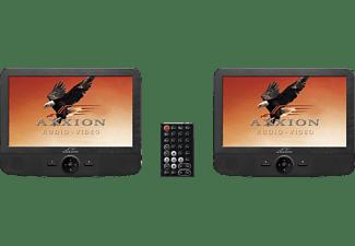 axxion axx 1404 tragbarer dvd player mediamarkt. Black Bedroom Furniture Sets. Home Design Ideas