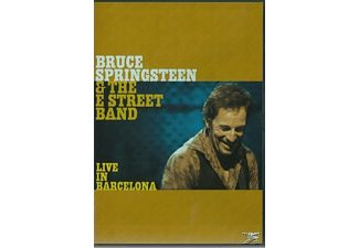 Bruce Springsteen;The E Street Band - LIVE IN BARCELONA [DVD]