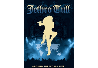 Jethro Tull - Around The World Live [DVD]