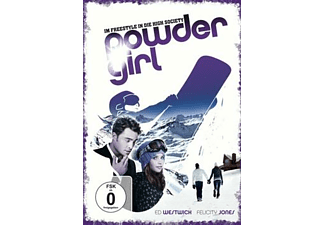Powder Girl - (DVD)
