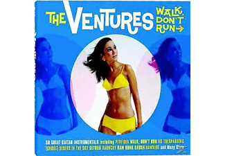 The Ventures - Walk, Don't Run - (CD)