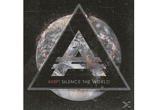 Adept - Silence The World [CD]