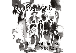 Rich Ristagno - What Would It Be Like To Be Rich - (Vinyl)