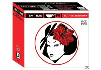 Dj Red Buddha - Tea Time/ 5CD Boxset - (CD)