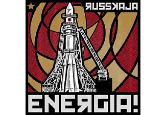 Russkaja ENERGIA Heavy Metal CD