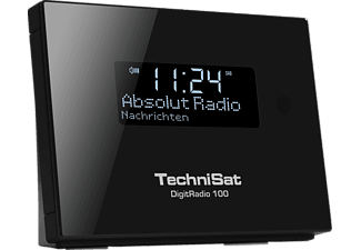 TECHNISAT DigitRadio 100, DAB+ Digitalradio-Empfangsteil