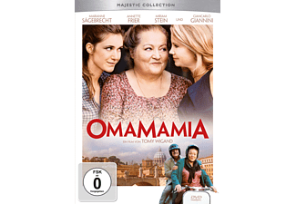 Omamamia (Majestic Collection) - (DVD)
